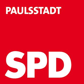 Logo des SPD-Ortsvereins Paulsstadt