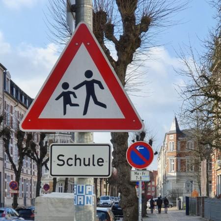 Stadtspaziergang: Schulwegsicherheit